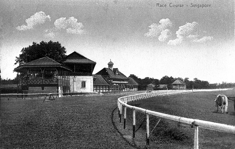 old racecourse