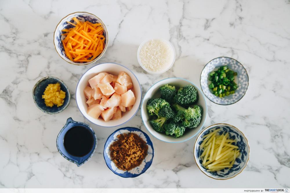 teriyaki chicken one-pot recipes