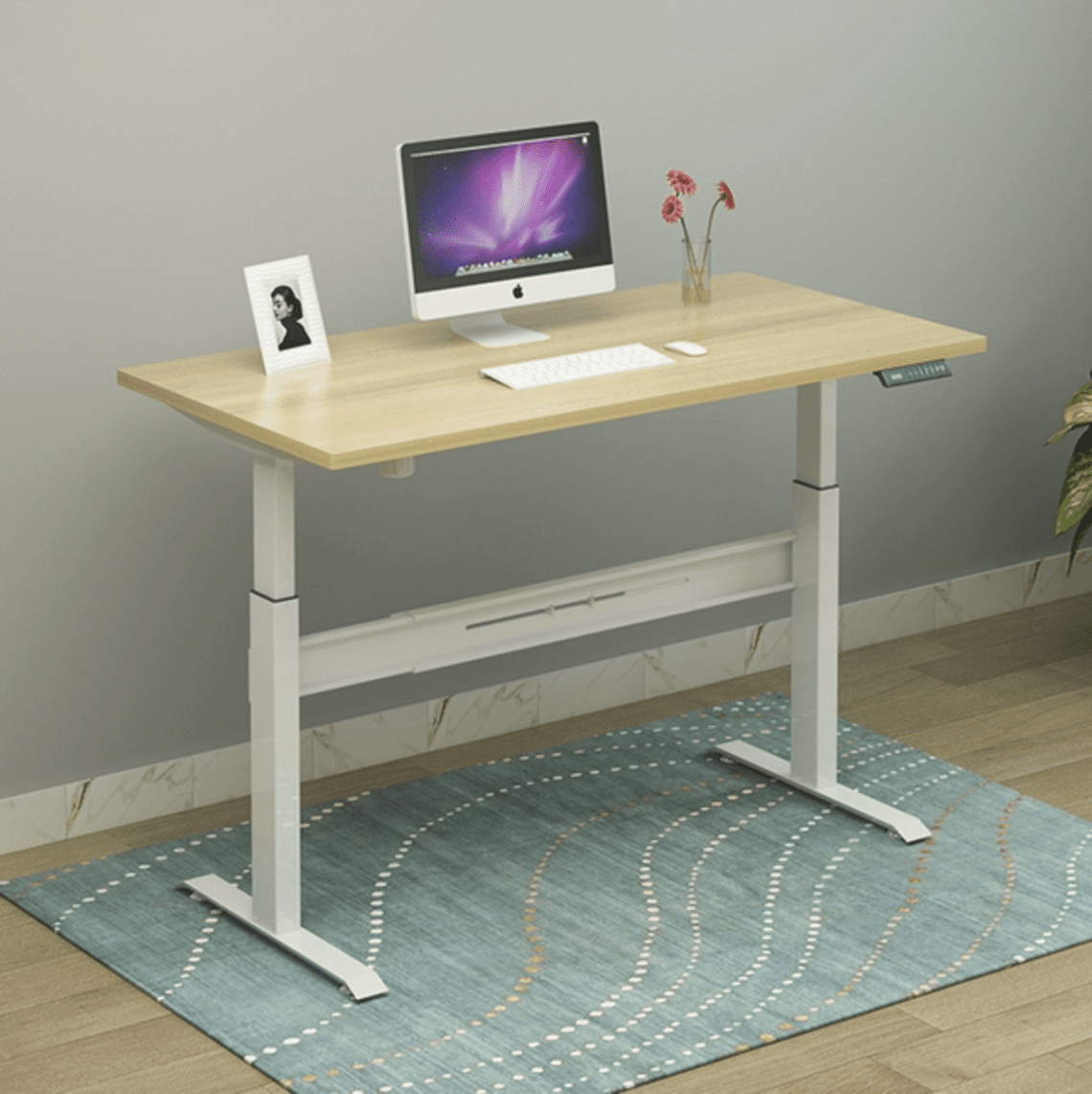 Electric-lift Smart Desk