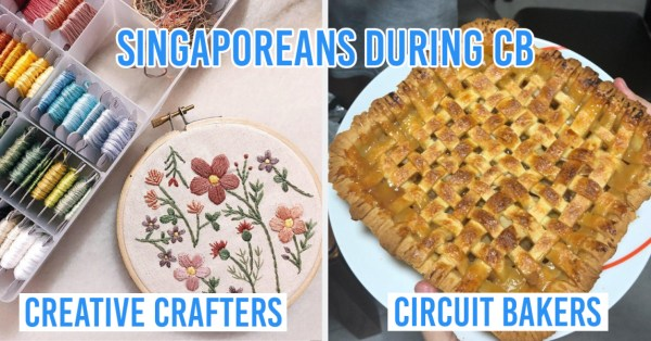 10 Types Of Singaporean Youths The Circuit Breaker Has Created, From Tik Tok Dancers To Baking Gurus