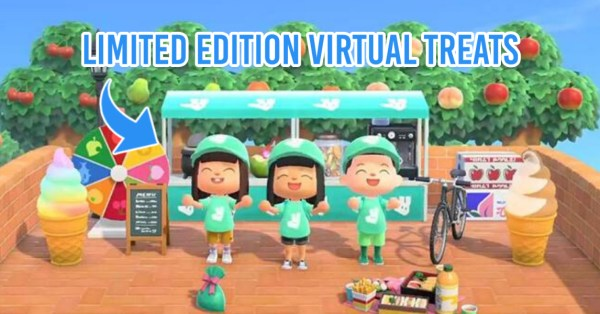 Deliveroo Is Joining Animal Crossing To Bring Surprise Deliveries Right To Your Island on 30th May