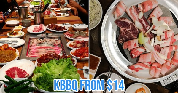 14 Cheap Korean BBQ Buffets In Singapore Under $34/Person Even During Dinner Hours