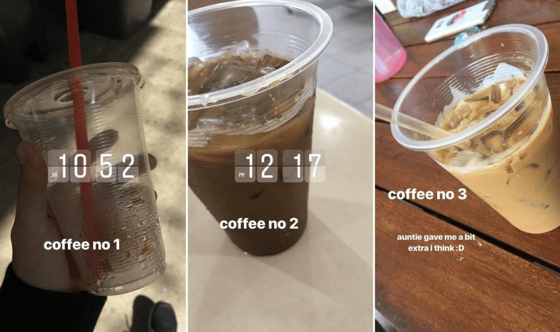 coffee - insomnia and sleep anxiety