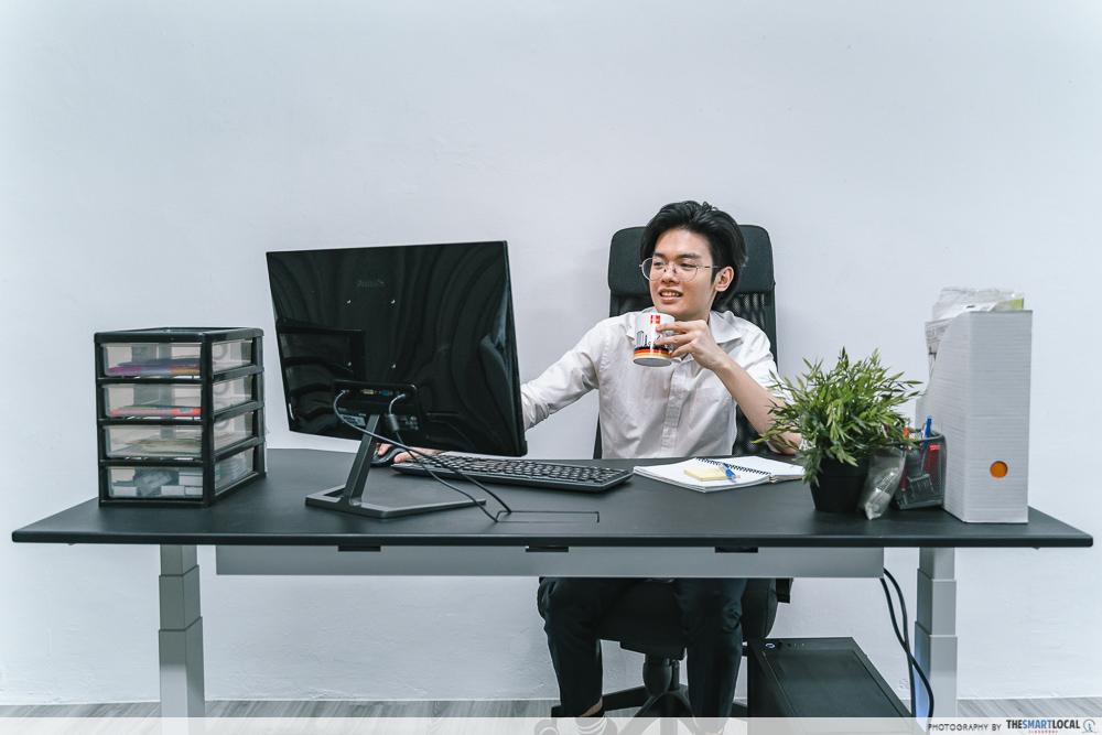 omnidesk standing desks