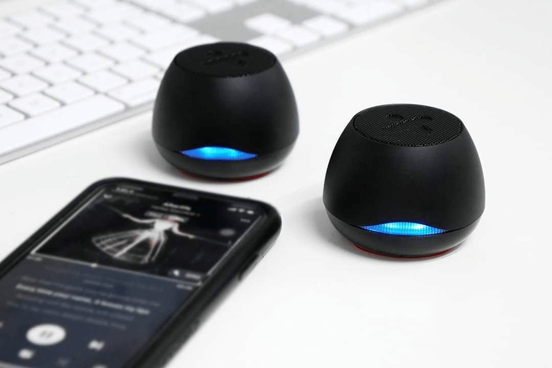 The tiny Creative Click 3 is the best portable Bluetooth speaker in Singapore when it comes to portability.