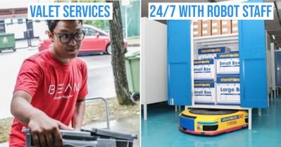 storage spaces singapore