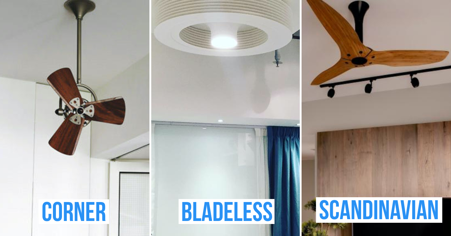 10 best ceiling fans in singapore with