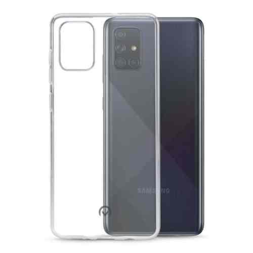 Mobilize Gelly Case Samsung Galaxy A71 Clear