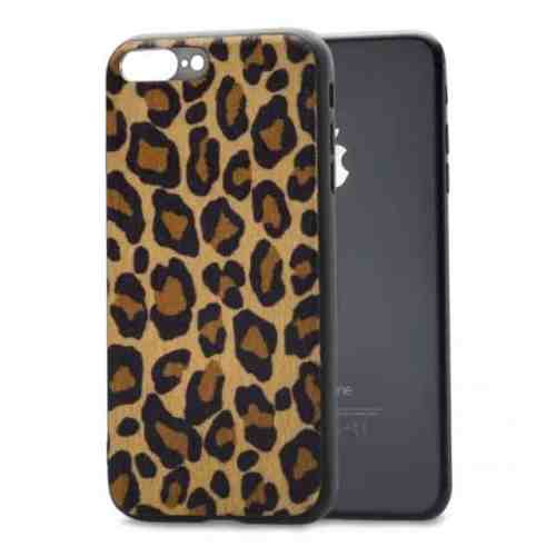 Mobilize Gelly Case Apple iPhone 7/8 Plus Brown Leopard