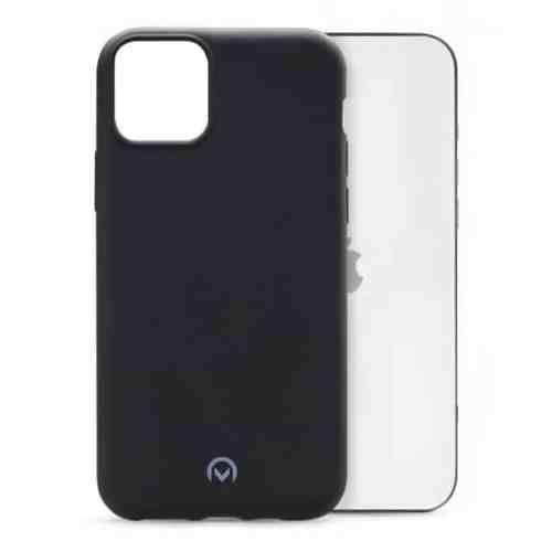 Mobilize Rubber Gelly Case Apple iPhone 12 Pro Max 6.7inch Matt Black