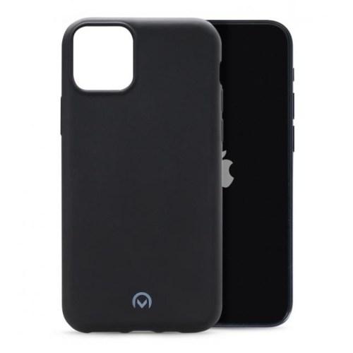 Mobilize Rubber Gelly Case Apple iPhone 12 Mini Matt Black