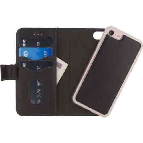 Mobilize 2in1 Gelly Wallet Case Apple iPhone 7/8/SE (2020) Black
