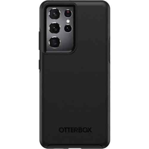 OtterBox Symmetry Case Samsung Galaxy S21 Ultra Black