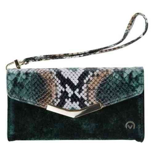 Mobilize 2in1 Gelly Velvet Clutch for Apple iPhone 11 Pro Max Green Snake