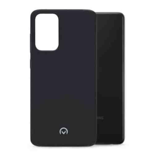 Mobilize Rubber Gelly Case Samsung Galaxy A52/A52 5G Matt Black