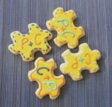 Galletas de puzle
