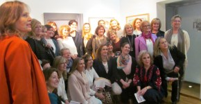 Exposición de Mujeres Artistas en Pozuelo de Alarcón 2017