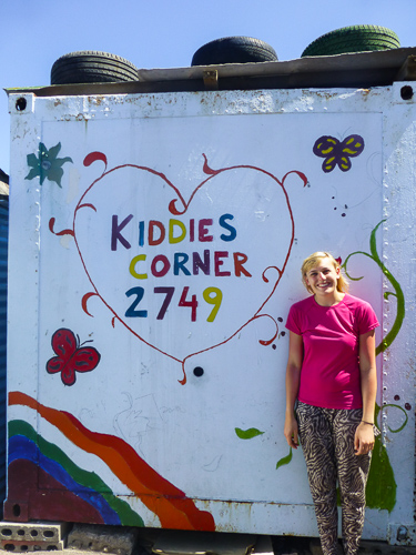 Exterior photo of Kiddies' Corner