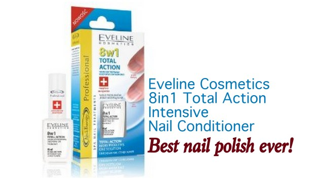 Eveline 8in1 Total Action Nail Conditioner