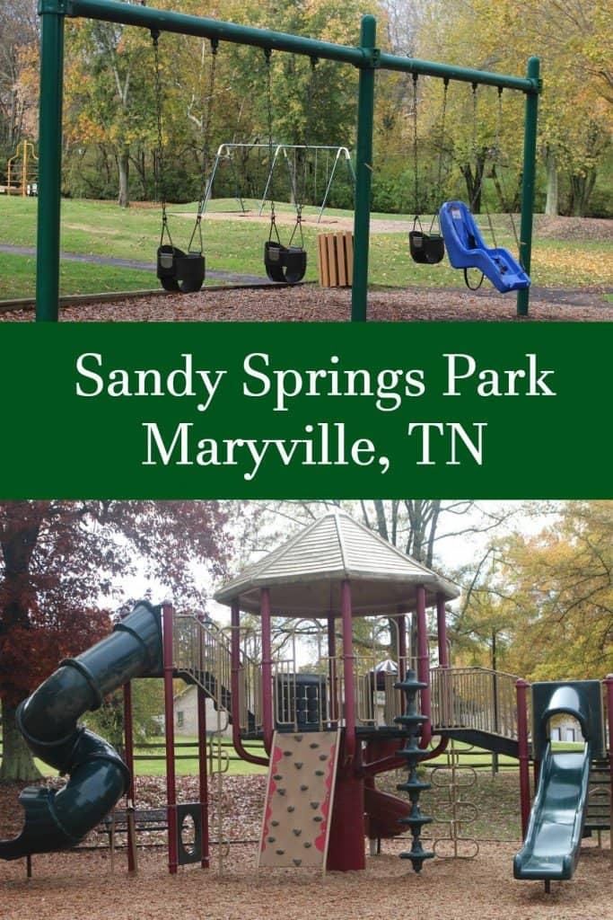 Sandy Springs Park Maryville TN Tennessee Mom Explores The Smokies