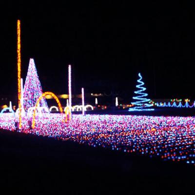 Review: Shadrack's Christmas Wonderland