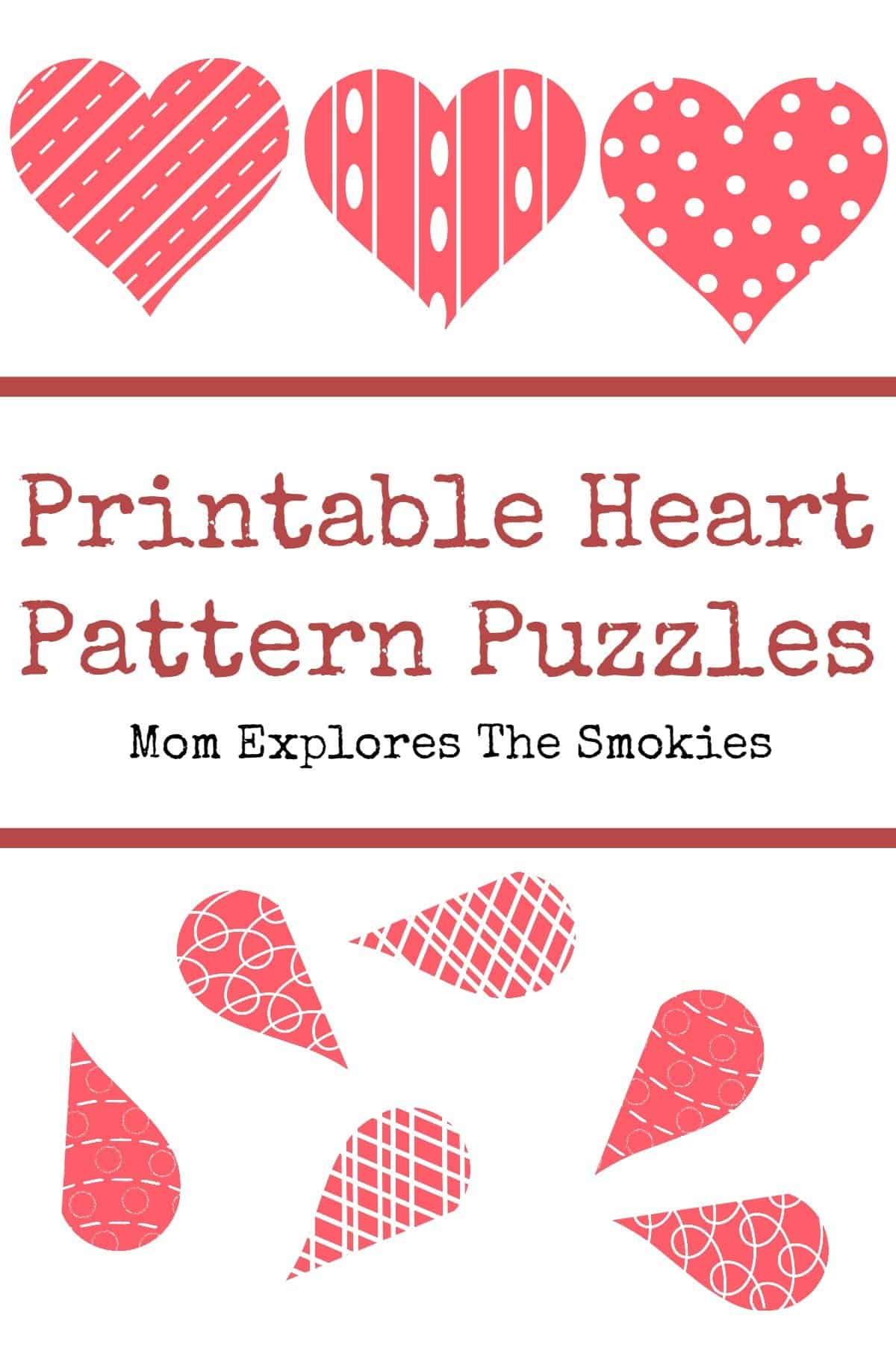 Pattern Puzzles New Decoration