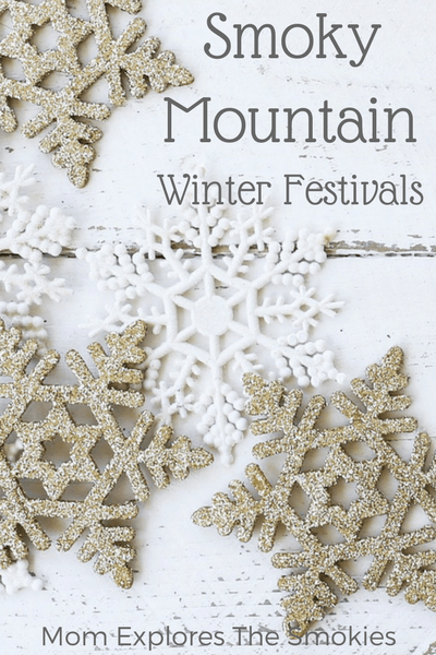 Winter Festivals in the Smoky Mountains and Knoxville