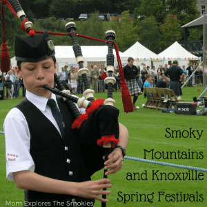 Smoky Mountains and Knoxville Tennessee Spring Festivals and Events