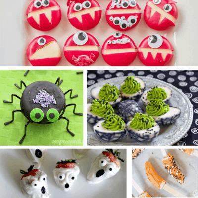Delightfully Spooky Halloween Snacks