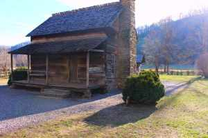 Oconaluftee Visitors Center and Mountain Farm Museum, Mom Explores The Smokies