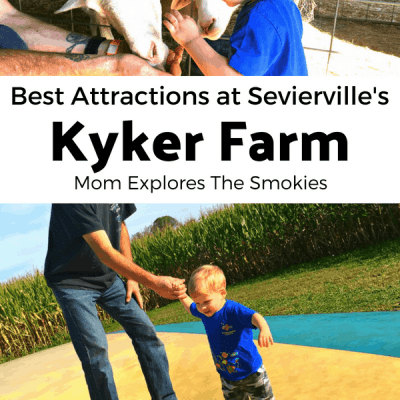 10 Fabulous Attractions at Sevierville's Kyker Farm
