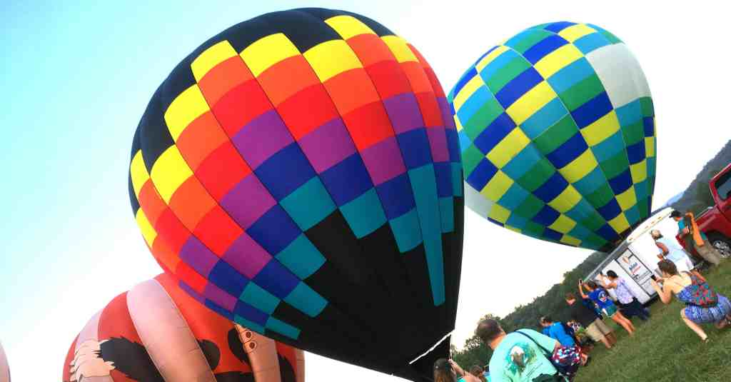 Smoky Mountain Balloon Festival Townsend Tennessee, Mom Explores the Smokies