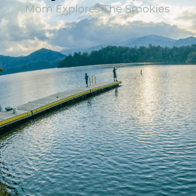 Most Stunning Smoky Mountain Lakes, Near Great Smoky Mountains National Park