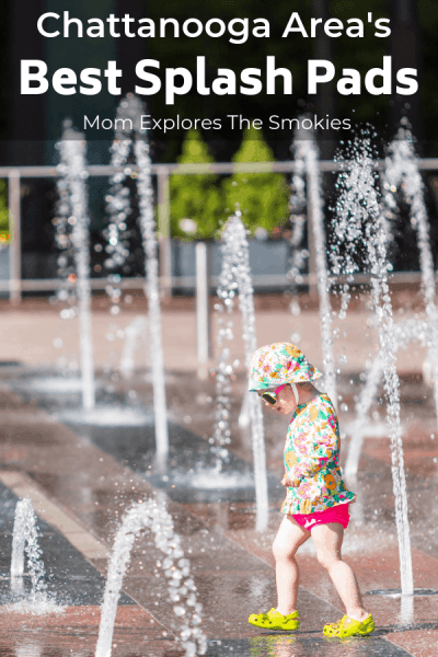 Best Splash Pads in Chattanooga and the Surrounding Areas
