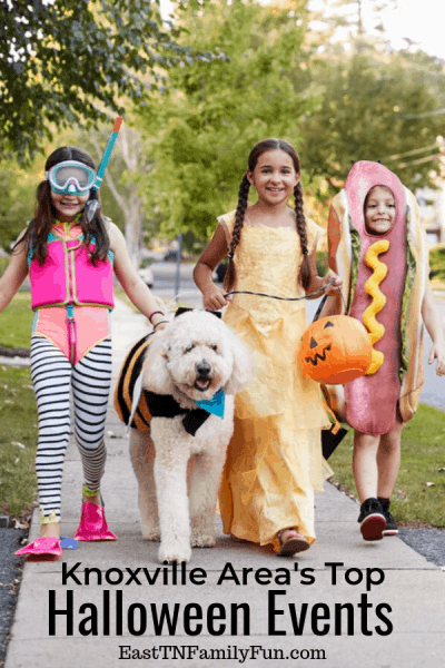 Knoxville TN Halloween Events: 50 Top Picks (2019)