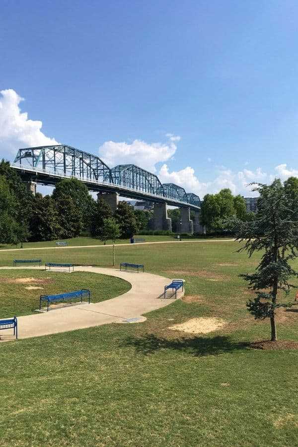 Coolidge Park Chattanooga TN
