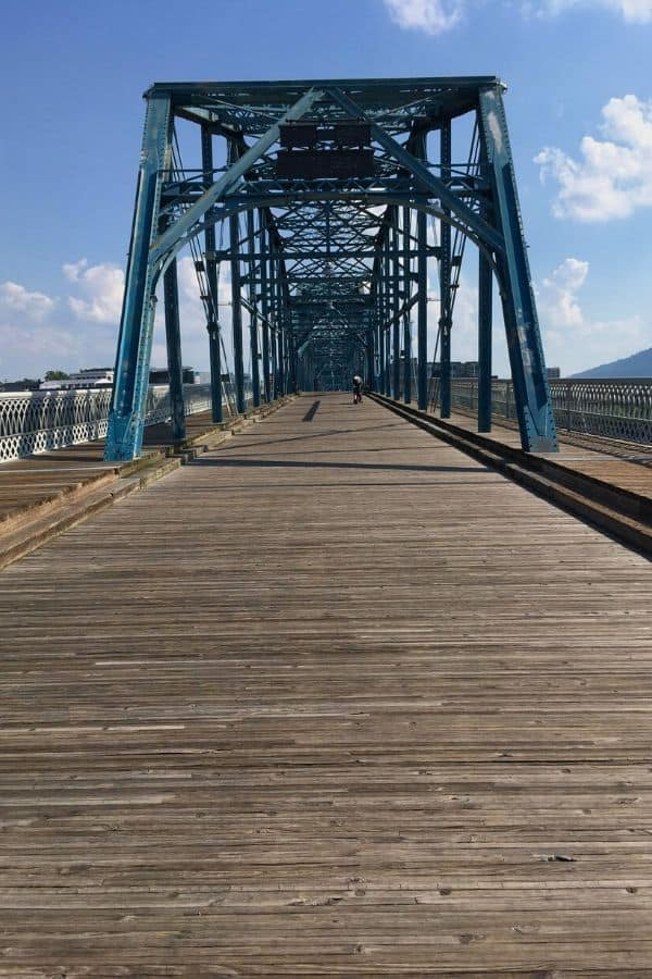 Walnut Street Bridge Chattanooga TN