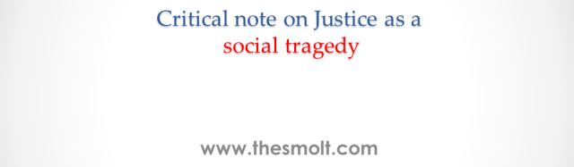 John galsworthy justice summary