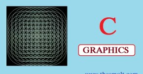 2d transformation in computer graphics program in C