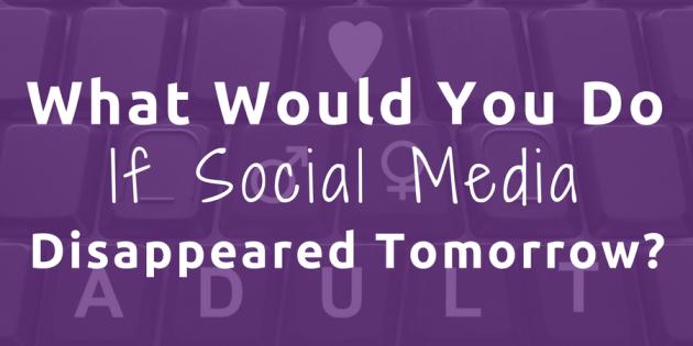 social media vs blog as a platform