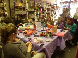 Our last Make It Shop event: 60 Million Trebles Hook-up