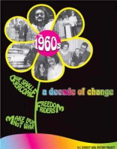 The 1960's was a time of civil rights and musical explosion. (Photo courtesy of blendspace.com)