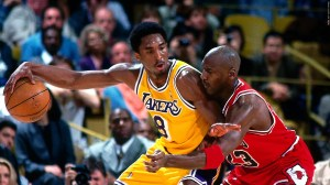 Kobe Bryant should only be compared to Michael Jordan. Photo courtesy of NBA.com