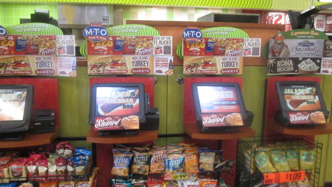 Sheetz new MTO user interface is a total flop - The Snapper