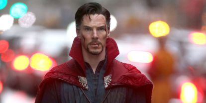 Fight scenes in Doctor Strange are revolutionary and seem like live-action shots. (Photo Courtesy of DigitalSpy.com)