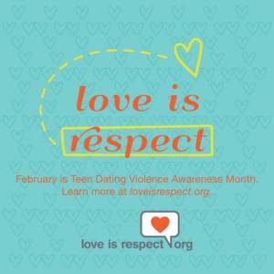Love is respect