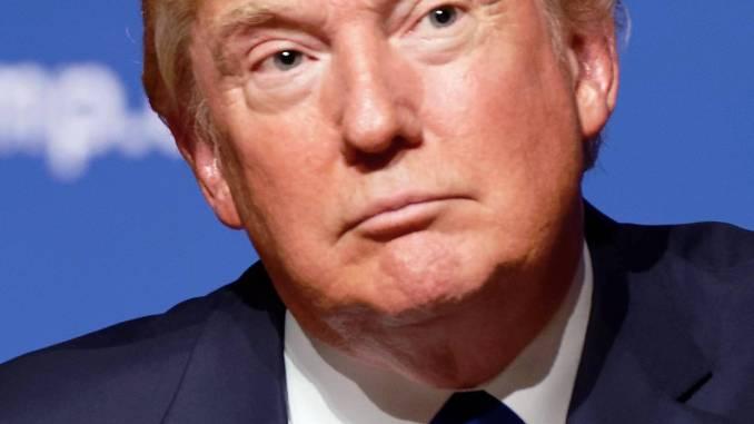 Donald Trump tells lies