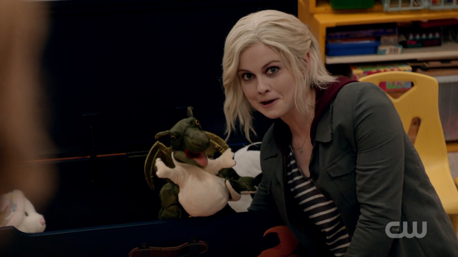 """iZombie"", Season 3, Episode 7, ""Dirt Nap Time"""