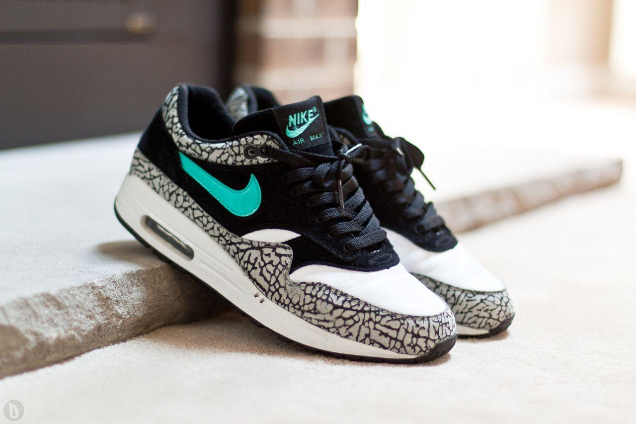 date de sortie 772eb 8996c 15 paires de Air Max 1 qui ont marqué l'histoire de Nike ...