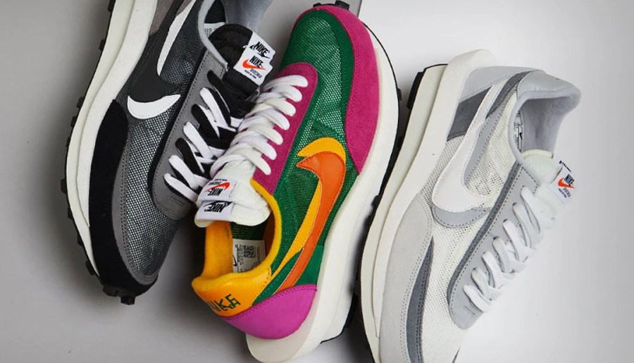 Vous pouvez encore cop les sacai x Nike LDWaffle !
